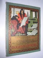 G. LEPREUX & L. MORIN - LES ANCETRES DU LIVRE, DU JOURNAL ET DE L'AMANACH - 1925