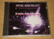 EXPLORATION Issue 4 Virtual Audio Project Electronic CD NOVAERA Cybertracks