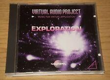 EXPLORATION Issue 4 Virtual Audio Project Electronic CD NOVAERA Cybertracks