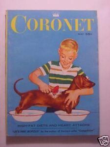 CORONET May 1957 HARRY BELAFONTE River SEINE PARIS Minor League Baseball