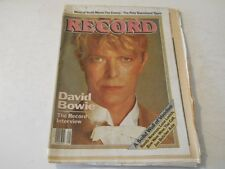 David Bowie, Randy Newman, Bow Wow Wow - Record Magazine 1983