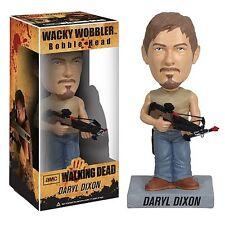 Walking Dead Daryl Dixon BobbleHead Figura Nueva Wacky Wobbler