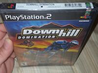 Downhill Domination PS2 Brand New Factory Sealed rare. Playstation 2 USA NEW!🏄‍