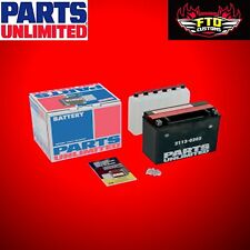 Parts Unlimited AGM Maintenance-Free Battery For Harley-Davidson 2113-0205