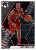 2019-20 Prizm Mosaic Darius Garland Cavaliers #249 Rookie RC PWE
