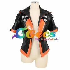 Free Shipping Cosplay Costume Kamen Rider Ghost Black Suit Uniform Any Size