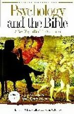 <p>Psychology and the Bible: A New Way to Read the Scriptures</p>:-ExLibrary
