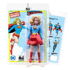 DC Comics Superman Retro 8 Inch Action Figures: Supergirl [Dress Variant]