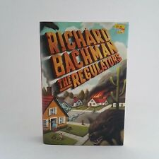 The Regulators Richard Bachman Hardcover w/ Dustjacket