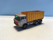 Diecast Lesney Matchbox Daf Tipper Container No. 47 Wear & Tear Good Condition