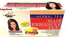 2 Boxes Tai Chi 100% Natural Hair Enhancer Herbal Tea (24 Tea Bags total)