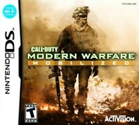 Call Of Duty: Modern Warfare: Mobilized - Nintendo DS G - Game Only