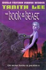 """PB-LG- Tanith Lee: """" The Book of The Beast""""..."""