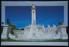 Cadiz Monumento a las Cortes de 1812 c2000's Postcard (P247)