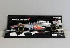 Formule 1 McLaren Mercedes J. Button Showcar 2013 #5 - 1:43 - Minichamps