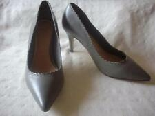 High (3 in. and Up) Stiletto Wear to Work Solid Heels for Women