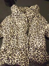10pc 12mm marron léopard spot effet manteau cardigan kid baby bouton bead 2981