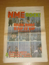 NME 1985 MAR 9 RUN DMC PAUL YOUNG JESSE RAE BANGLES