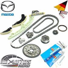 Steuerkettensatz Mazda 3 6 CX7 2.2  DIESEL MZR-CD Ölpumpenkette R2AA-12-231