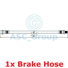Apec BRAKING 545mm Scheibe Bremssattel Flexibel Gummischlauch Hos4041