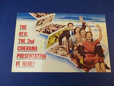 Boston Theatre Boston,Mass Vintage Colorful Postcard Unused Pc14