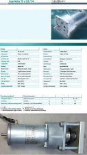 High torque DC gear motor Bühler 1.61.050.463, 24 VDC, 46.7:1, 253/9, 2.9Nm,1.8A