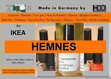Lackstift, Farbstift für IKEA HEMNES weiß