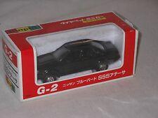YONEZAWA - Diapet Metal Model - Nissan Bluebird Sss Attesa - 1:20 - Boxed