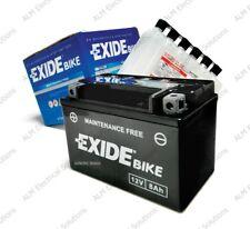 Exide YB7L-B Motorcycle Battery - 12V 8Ah With Acid Pack
