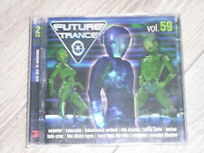 FUTURE TRANCE VOL. 59  2-CD's SEHR GUTER ZUSTAND