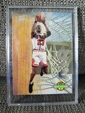 Michael Jordan 1993-94 Fleer Ultra Famous Nickname INVEST