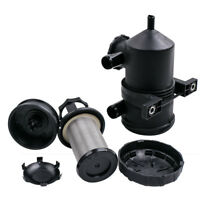 Oil Catch Can Filter Separator for ProVent 200 Fit Toyota Ford Nissan Turbo 4WDs