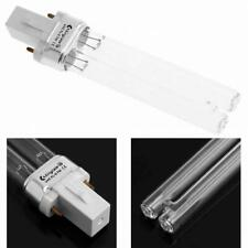 7W Lamp Replacement Germicidal Bulb Tube Ultraviolet UV-C Pond Filter Light