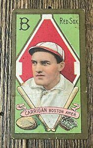 1911 T205 Polar Bear Baseball Card - William Carrigan