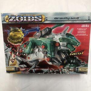 Zoids Gravity Wolf Action Figure Model Kit #107