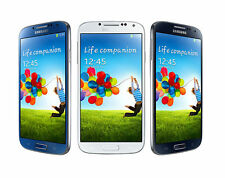 Nuevo WHITE Samsung Galaxy S4 GT-i9500 16GB 13MP Camara Unlocked Telefono movil