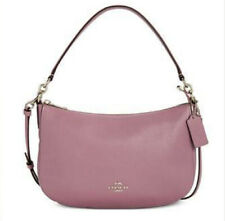 NWT Coach Jasmine Pebbled Leather Chelsea Crossbody Handbag Purse Bag