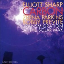 ELLIOTT SHARP/ELLIOTT SHARP & CARBON/CARBON - TRANSMIGRATION AT THE SOLAR MAX *