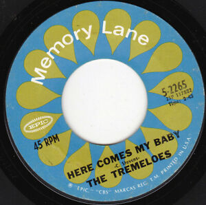 "THE TREMELOES - Silence Is Golden 7"" 45"