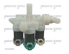 Replacement for Whirlpool Maytag Kenmore Washer OEM Water Inlet Valve W10247306