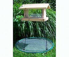"""Songbird Essentials 24"""" SeedHoop SEED HOOP SEED CATCHER PLATFORM BIRD FEEDER"""