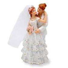 Cake Topper Figure Decoration WEDDING  Characters - SAME SEX WOMEN Suit & Dress