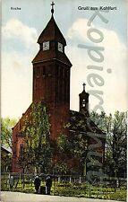 Architektur/Bauwerk Ansichtskarten aus Schlesien mit dem Thema Dom & Kirche