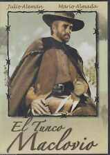 DVD - El Tunco Maclovio NEW Julio Aleman Mario Almada FAST SHIPPING !