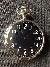 Orologio da taschino n. 70 color argento Fob Orologio Design da collezione