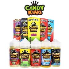 Candy King by Dripmore 100/200ml Batch | Worms | Bubble | Swedish | Belts