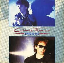 "CLIMIE FISHER this is me EMG 58 gatefold booklet sleeve 7"" PS EX/EX"
