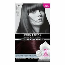 John Frieda Precision Foam Colour Permanent Hair Dye 3VR - Deep Cherry Brown