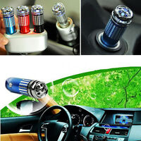 Mini Auto ionizador fresco de aire purificador iónico limpiador de ozono coche
