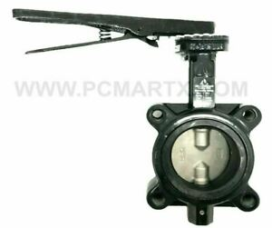 """NEW DELTA T PRODUCTS 3"""" BUTTERFLY HIGH PERFORMANCE VALVE 051 SERIES"""